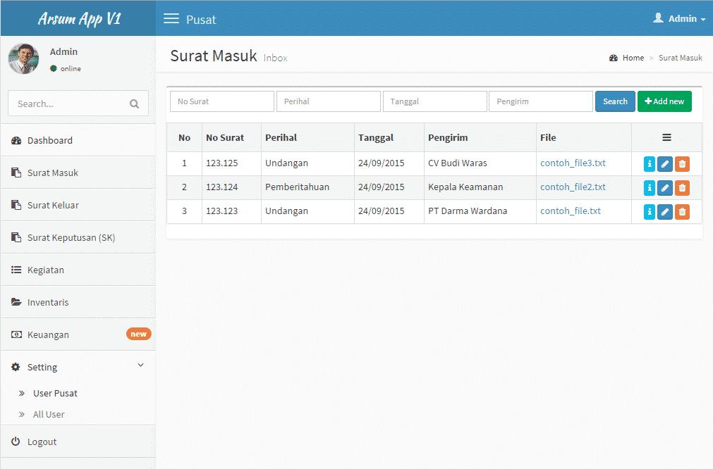 Aplikasi-Arsip-Surat-Menyurat-Berbasis-Web