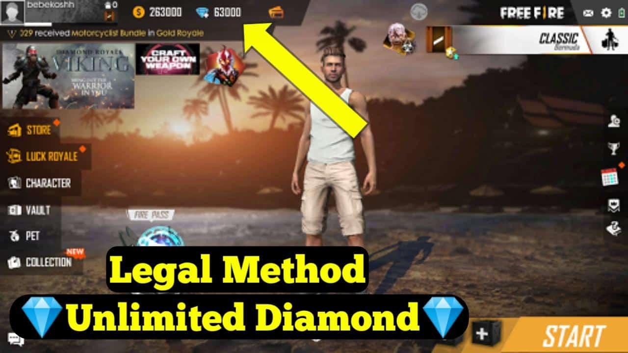 Cara-Hack-Diamond-Free-Fire-menggunakan-Flob.Fun-Fire
