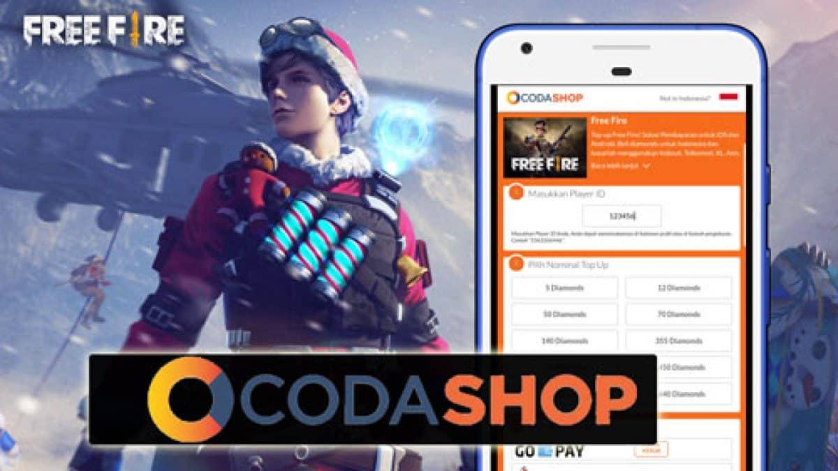 Deskripsi-CodaShop