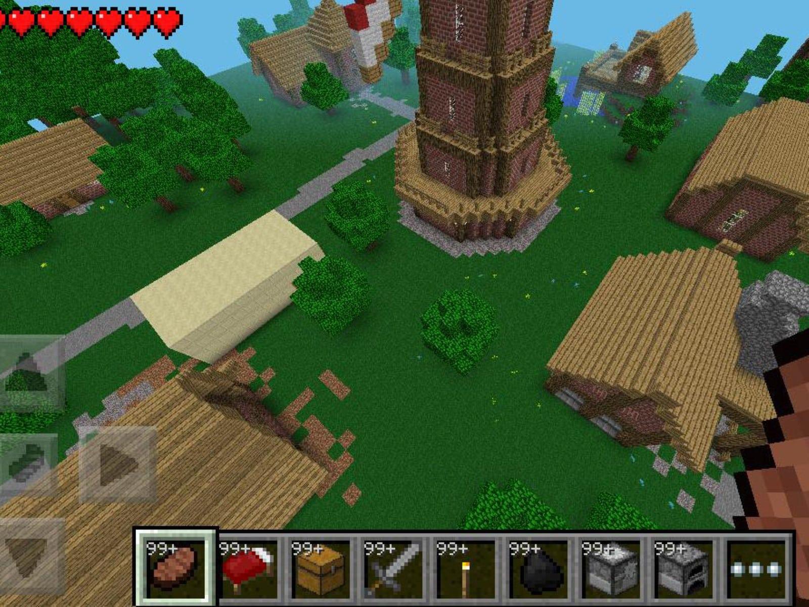 Gameplay-Minecraft-Pocket-Edition