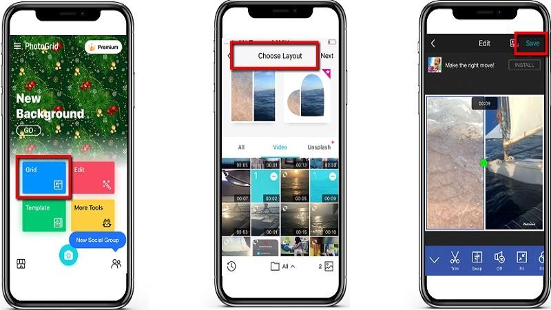 Gunakan-Aplikasi-PhotoGrid