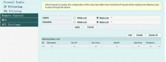 Lalu-tekan-opsi-Enable-lalu-klik-lagi-saja-pada-opsi-Blacklist-di-MAC-Filtering-Blacklist-Whitelist