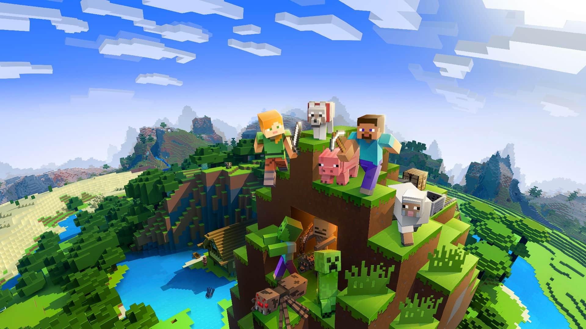 Link-Download-Minecraft-PE