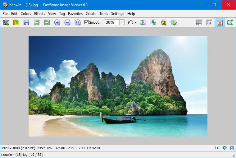 Memakai-Fastone-Image-Viewer