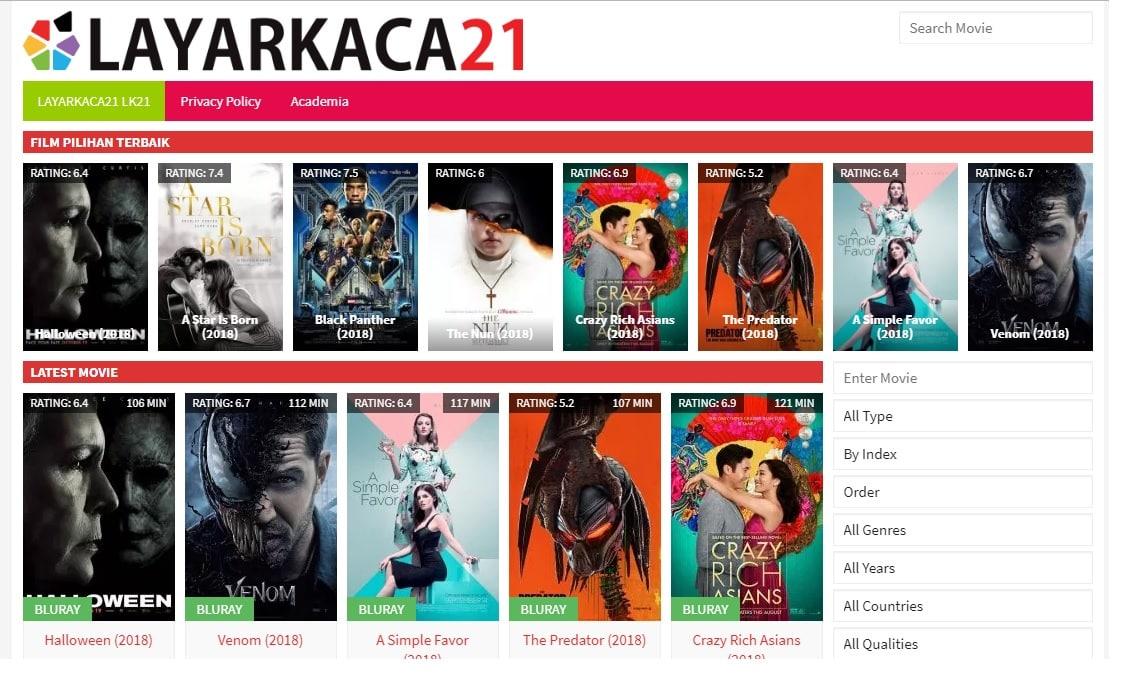 Menggunakan-Situs-Penyedia-LK21-LayarKaca-dll