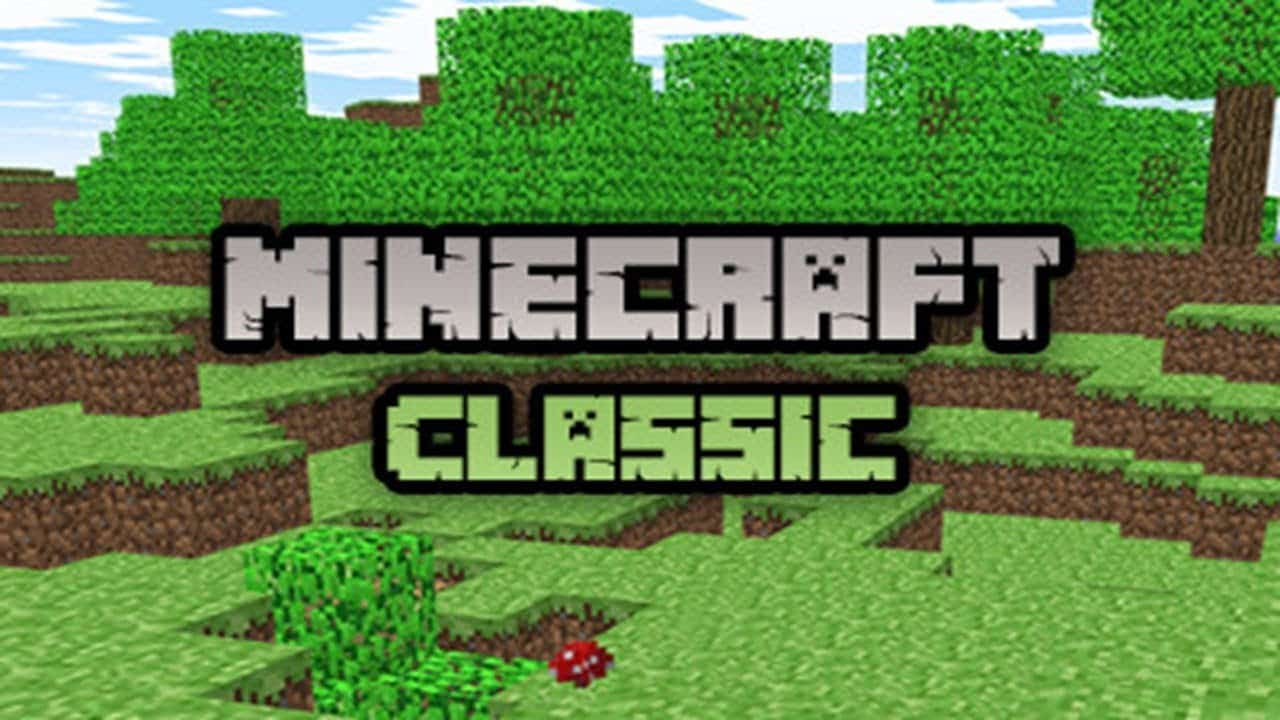 Minecraft-Classic