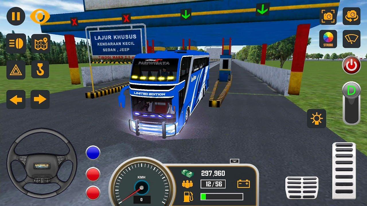 Mobile-Bus-Simulator