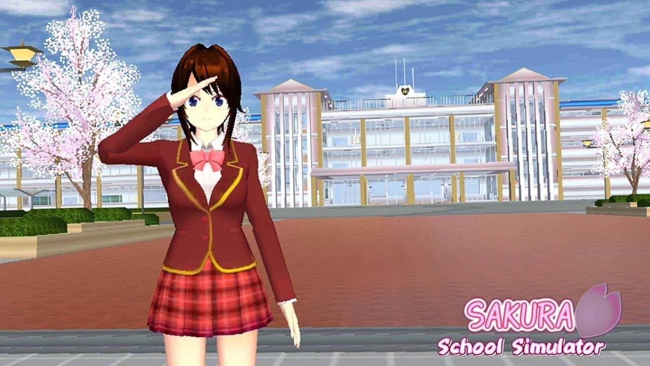 Tip-memainkan-Sakura-School-Simulator-di-PC