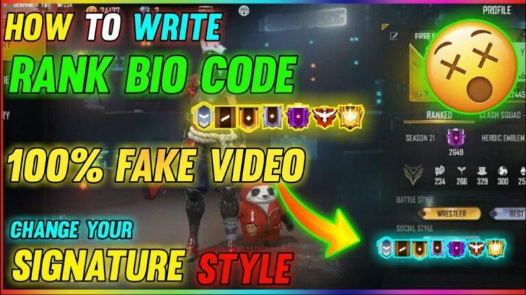 kode-bio-ff-pangkat-ran
