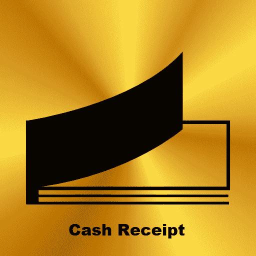 Cash-Receipt