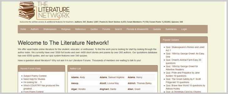 The-Literature-Network